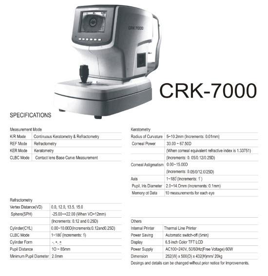 crk 7000